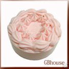 Silicone soap candle mold - Wedding Cake