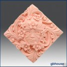 2D Silicone Soap Mold – Muse Tile