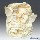 Silicone Soap/plaster Mold – Fairy Lovers Proposal