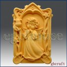 2D Taurus Pray Angel of Compassion Silicone Mold - boy