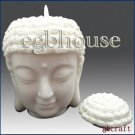 You are buying a Candle Holder –Buddha's Head  Poly Keepsake (free shipping)