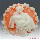 Food Grade Silicone Chocolate/Sugarcraft Mold  Mother Hugs Child to her Heart