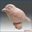 3D Silicone Soap Mold  bird