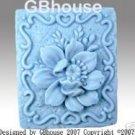 Gardenia - Silicone Soap Mold