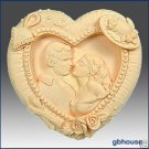 Silicone Soap/Plaster Mold - Southern Romance