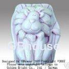 Happy Lion 118 - Silicone Soap Mold