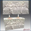 You are buying a Candle Holder – Last Supper Poly Keepsake (free shipping)