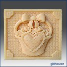 Stitch Quilt – 2D Silicone Soap Mold
