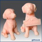 3D Silicone Soap Mold – 3D Sitting Dog