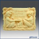 Soap and Candle Mold – Sweet Friends