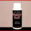Desalter ~ Removes the White Stuff OFF of Leather Shoes