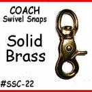 2 Swivel Snap Official COACH HANDBAG PURSE Replacement