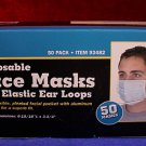 Disposable Face Masks 1 Bx 50 Keeps Dust Away from lung