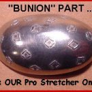 *  2 only * METAL Bunion parts for WOOD SHOE STRETCHER