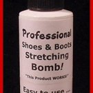 Works WithOUT the EXPENSE!  SHOE or BOOT STRETCHER