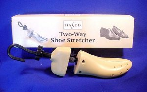 Mens MEDIUM Fits 8.5-10 - 2 WAY Pro SHOE STRETCHER