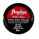 Cordovan Angelus Shoe polish WaterP Leather boot Shoe
