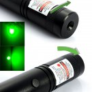 Extra Strong 200mW Green Laser Pointer (Adjustable Focus, Lock Switch)