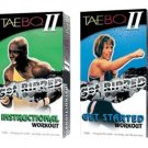 Taebo 2 Get Ripped Instruction Vhs