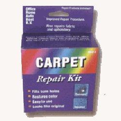 Liquid Leather Carpet Repair Kit (purple Box)