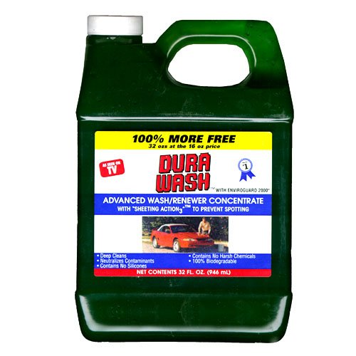 Durawash Wash Renewer Concentrate 32oz.