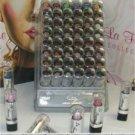 La Femme Silver Cap Lipstick Tray #5