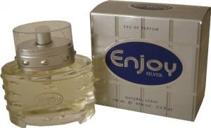 Enjoy Silver 100ml Mens Perfume