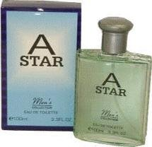 A Star 100ml Mens Perfume