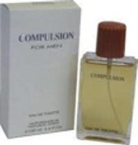 Compulsion 100ml Mens Perfume