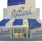 La Femme French Manicure Blue Set