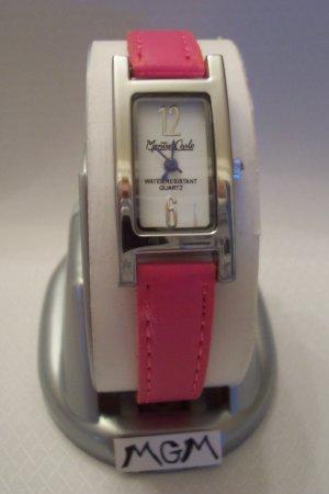 Woman watch w/ pink bracelet