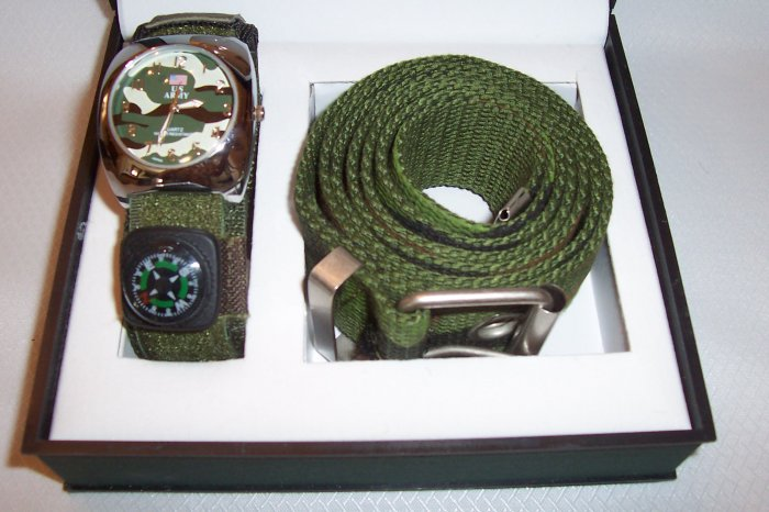 Us Army gift set watch - MGMAW-26280-001