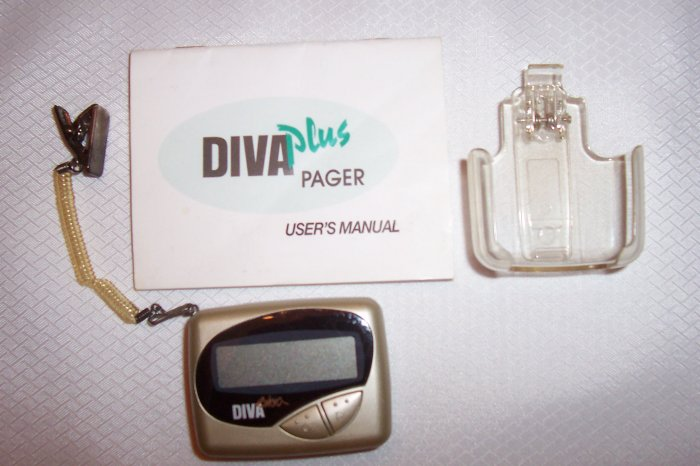 Deva Plus Pager