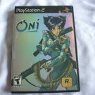 Playstation 2  ONI