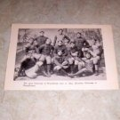 UNIVERSITY OF PENNSYLVANIA 1894 FOOTBALL TEAM PHOTO