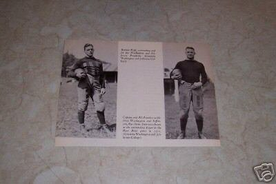 WASHINGTON AND JEFFERSON 1922 COLLEGE FOOTBALL PHOTO