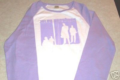 ISLEY BROTHERS BABYDOLL T-SHIRT XL NEW