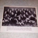 HARVARD 1912 CHAMPIONS FOOTBALL PHOTO