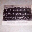 CORNELL UNIVERSITY 1915 FOOTBALL TEAM PHOTO