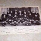 UNIVERSITY OF CHICAGO 1913 FOOTBALL TEAM PHOTO