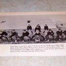 UNIVERSITY OF NOTRE DAME 1924  HOUR HORSEMEN FOOTBALL PHOTO
