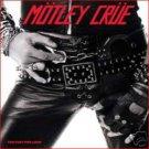 MOTLEY CRUE TOO FAST FOR LOVE CASSETTE 1982