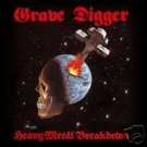 GRAVE DIGGER Heavy Metal Breakdown Cassette 1984