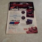 Revell 1965 Mustang Die Cast Limited Edition AD