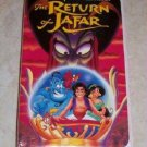 WALT DISNEY THE RETURN OF JAFAR MOVIE VHS 2237