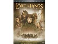 THE LORD OF THE RINGS: The Fellowship of the Rings DVD