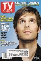 Peter Krause Six Feet Under TV Guide March 1-7 2003