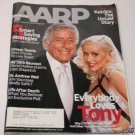 AARP Magazine Tony Bennett and Christina Aguilera 9-10-07
