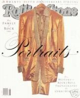 ROLLING STONE MAGAZINE 643 Twenty-Fifth Anniversary Special 1992