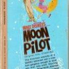 Walt Disney's MOON PILOT by Robert Buckner SciFi PB